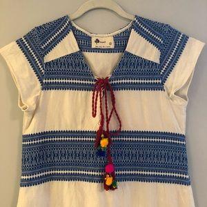 Kopal tunic dress